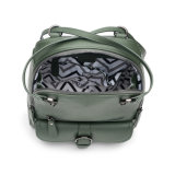 新式のデザイナードローストリングのハンドバッグのバックパック袋の女性袋(LD-1102)