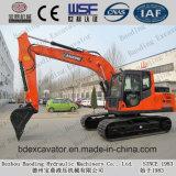 Baofing Excavators Excavatrice moyenne 0.7m3 Godet à vendre