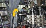 Máquina que moldea del soplo automático del estiramiento de la alimentación de mano de las botellas del caramelo del animal doméstico