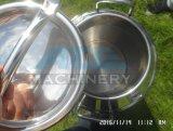 Recipiente de armazenamento de leite em bruto de aço inoxidável hermético (ACE-NG-XD)