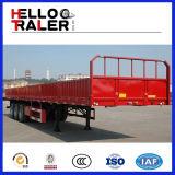 3 dell'asse 50t Buk del carico del camion del rimorchio del carico del camion rimorchio semi