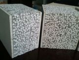 Tianyiの移動式鋳造物の混合物の壁機械EPSセメントサンドイッチパネル