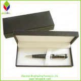 Negro personalizado caja de embalaje de papel para Pen