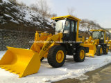 Construction Machinery Equipment par Agricultural Wheel Loader pour Farm Machinery avec Rops&Fops