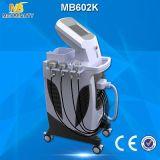 Máquina da beleza da cavitação do IPL RF para a redução do enrugamento
