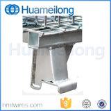 Conteneur pliable de maille de fil d'acier en métal utilisé pour la mémoire