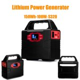 Generator van de Zonne-energie van de enige Fase de Draagbare met de Adapter van de Macht