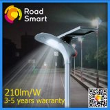 Lámpara de calle solar al aire libre toda junta del LED con teledirigido