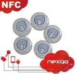 L'autoadesivo RFID di NFC prestampato migliore scelta che segue l'autoadesivo delle modifiche/autoadesivo di prezzi