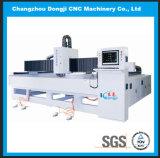 Горизонтальная 3-Axis кромкозагибочная машина формы CNC стеклянная