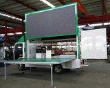 carro publicitario móvil de 4X2 Hotsale con la pantalla de HD LED