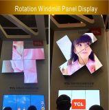 Il mulino a vento di rotazione/visualizzazione creativa di TV/LED, può essere Oder per la prestazione su grande scala