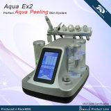 Multi sbucciatura dell'acqua di funzione e macchina facciale di bellezza dell'idro buccia