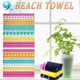 カスタムロゴの印刷されたビーチタオル