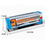 OEMのプラスチックによって機械工運転されるロジスティクスのトラックのおもちゃ車