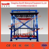 Machine van de Rol van het Polymeer van de Basis van het niet-asfalt de Zelfklevende