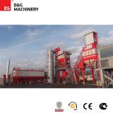 100-123 асфальта смешивания T/H завод горячего смешивая/завод по переработке вторичного сырья асфальта для сбывания/завода асфальта для строительства дорог