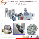 Chaîne de production chaude de pelletisation de PVC de la vente 1t/H
