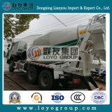 De Vrachtwagen van de Concrete Mixer van HOWO 6*4 9cubic voor Verkoop