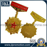 高品質の銅の軍の軍隊メダル