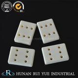 Parti di ceramica personalizzate in allumina di 99%