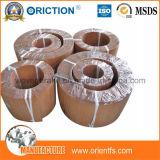 Fornecedor ISO9001 de China: 2008 não forros de freio do asbesto no rolo