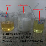 Hormona esteroide química Masterone Drostanolone Enanthate del polvo para el edificio del músculo