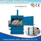 Máquina de papel vertical semiautomática de la prensa