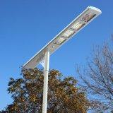 Tous dans un éclairage LED solaire de lumen élevé pour la rue extérieure