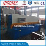 Machine de découpage de tonte de faisceau hydraulique de l'oscillation QC12Y-16X3200