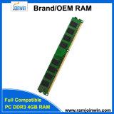 서부 동맹 T/T 지불 256MB*8 탁상용 DDR3 렘 4GB