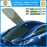 Buona 2ply Llumar pellicola solare di colorazione termoresistente dell'automobile riflettente della pellicola della finestra di automobile di qualità di 1.52*30 m.