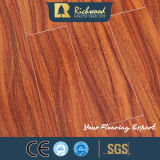 15mmの寄木細工の床E1 AC4のホワイトオークの積層物によって薄板にされる木製のフロアーリング