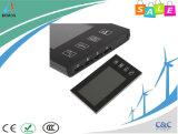 "7"" Porta video Bell Doorphone da cor TFT LCD com o painel de toque da sensibilidade"