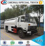 Caminhão de petroleiro do transporte do petróleo do caminhão de tanque de Refueler do tanque de armazenamento do combustível