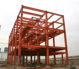 معيار عال فولاذ بناية لأنّ ورشة, مستودع و [كمّريكل] بنايات