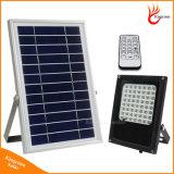 15W 500lm 태양 LED 플러드 Light 옥외 정원 투광램프