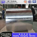 SGCC/Dx51d Z100 ha galvanizzato la bobina del acciaio al carbonio