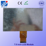 """7 """" TFTカラータッチ画面LCDの目に見えるドアベルシステム"""