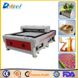 Corte del laser del CO2 de Dekcel Reci 100W 150W y máquina de grabado para la madera, acrílico, metal, proceso de la tela