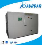 Machine froide de plaque de crême glacée de qualité
