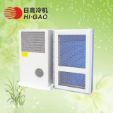 (3400BTU/H) acondicionador de aire al aire libre de la CA 1000W para las telecomunicaciones y la cabina de la batería