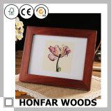 Африканская картинная рамка твердой древесины Rose деревянная для домашнего украшения