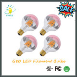 G25/G80 E26/E27 8W dekorative LED Birnen-Energieeinsparung-Lampe