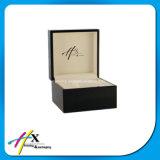 Rectángulo de empaquetado de la venta 2017 del solo regalo de madera caliente del reloj