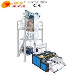 Машина пленки дуя с автоматическим изготовлением Rewinder Китая