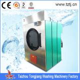 Secador industrial da lavanderia 120kg automática do secador da queda da lavanderia (tipo rápido)
