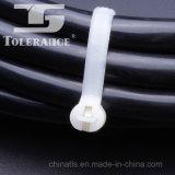 Atadura de cables de nylon de la lengüeta del acero inoxidable con precio competitivo