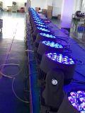 19*3W LED Stadiums-bewegliche Hauptwäsche-Beleuchtung