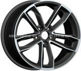 RIM de roue de véhicule d'alliage d'aluminium pour Audi RS7